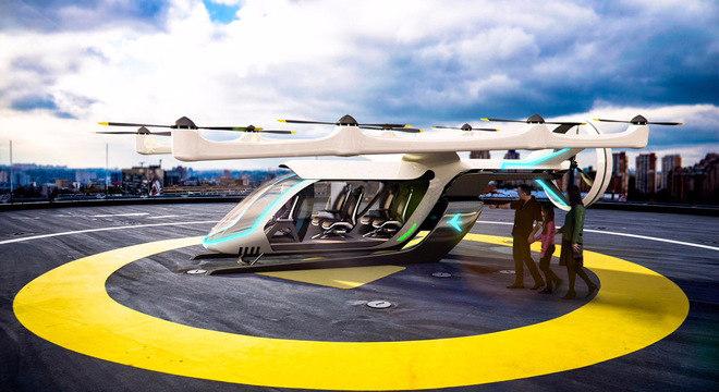 Projeto de carro voador para transporte urbano é uma das apostas do evento