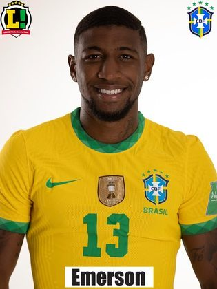 Emerson Royal - 5,0 - Com a Seleção Brasileira buscando o ataque, pouco foi acionado.
