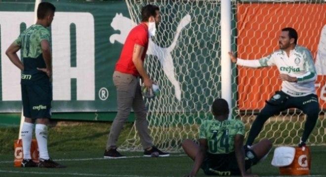Emerson Santos Palmeiras