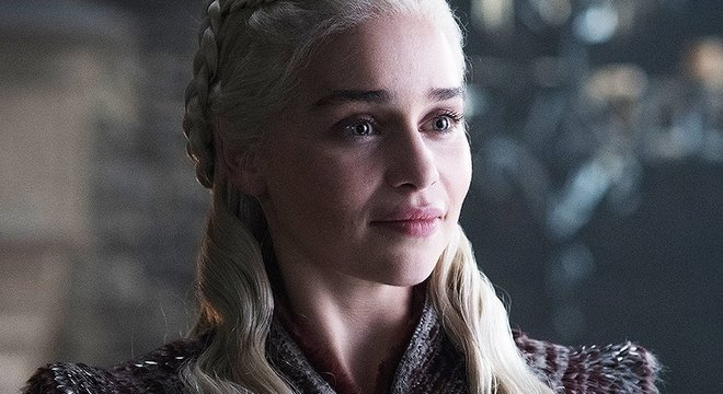 O papel de Clark como a rainha Daenerys Targaryen exigiu repetidas cenas de nudez