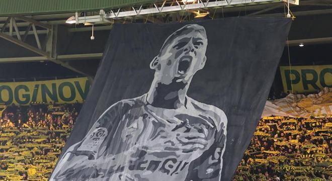 Sala é ídolo do Nantes, equipe pela qual jogou entre 2015 e 2019