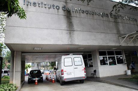 Enfermaria do Emílio Ribas tem 80% de ocupação