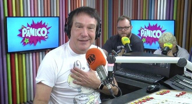 Emilio Surita, apresentador do Pânico