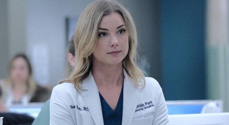 Emily VanCamp deixou o elenco de 'The Resident', diz site