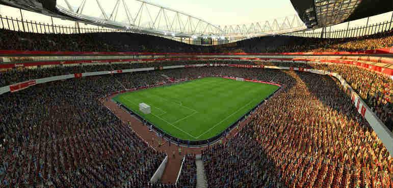 Emirates Stadium - Inglaterra