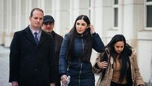 Detida sem fiança, mulher de 'El Chapo pode pegar prisão perpétua