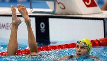 Nadadora da Austrália bate recorde com 7 medalhas em Olimpíadas