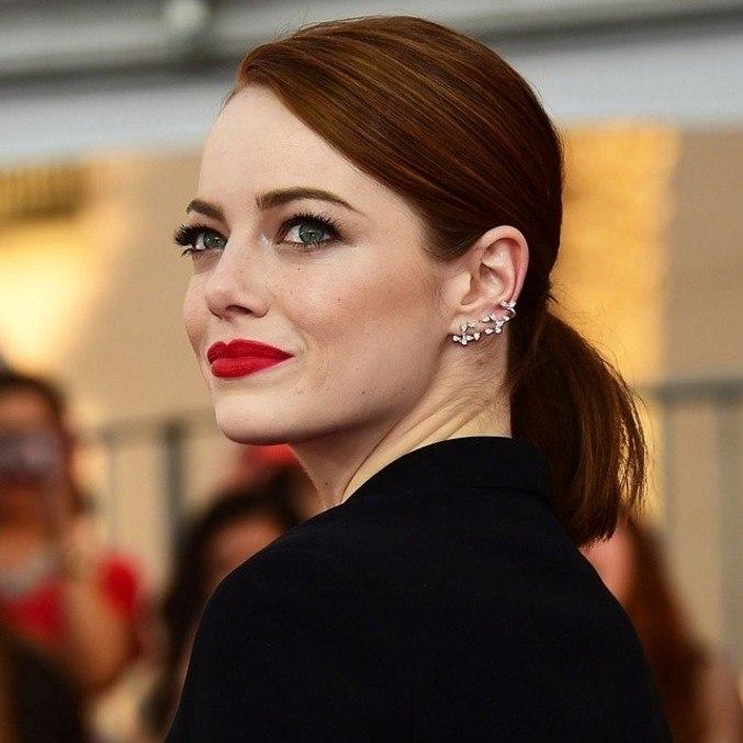 Emma Stone deu à luz seu primeiro filho em março deste ano