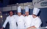 Em maio de 1995, fundou a Associação Brasileira da Alta Gastronomia (ABAGA), cujo objetivo principal é congregar e incentivar os profissionais da área. Ele permaneceu na associação por sete anos como vice-presidente