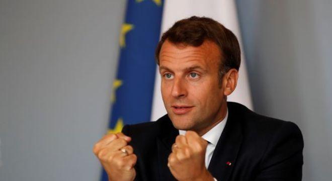 Protestos tem como alvo ainda os planos de política de segurança de Macron