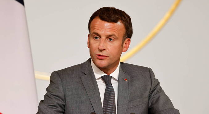 Macron está entre possíveis alvos de programa de espionagem Pegasus