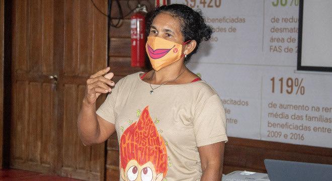 Curso teve como foco atender às mulheres ribeirinhas e indígenas