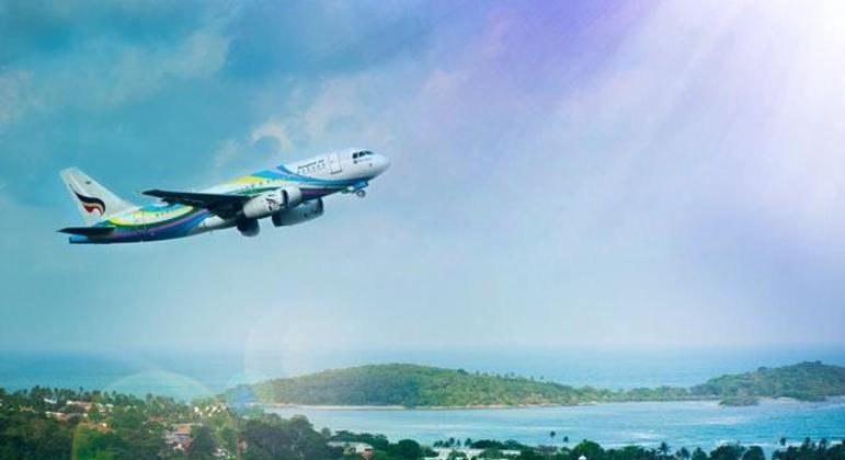Companhia aérea busca reduzir o impacto das mudanças climáticas