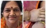 Srinivas Gupta é um empresário de 56 anos que trabalha com cabelo humano para perucas e estava sofrendo muito, em luto pela sua esposa falecida, até que resolveu fazer algo quanto a isso*Estagiária doR7, sob supervisão de Filipe Siqueira