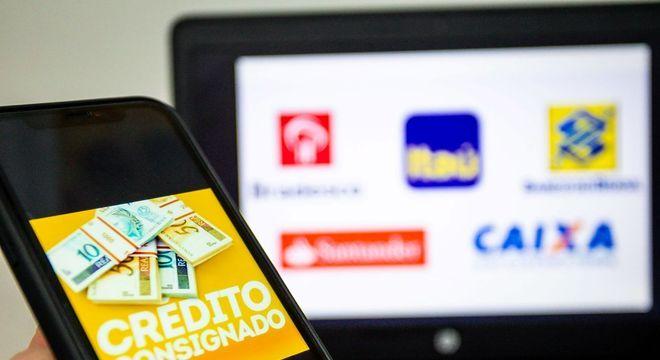 Crédito consignado está entre os produtos ofertados pelos bancos