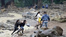 Na Colômbia, fortes chuvas deixam pelo menos 8 mortos