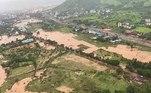 Deslizamentos de terra deixam pelo menos 44 mortos na ÍndiaVEJA MAIS