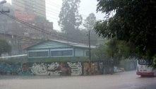 Chuvas causam danos em cidades da Grande São Paulo