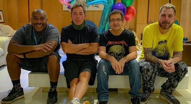 Turma do Encrenca deixa a Rede TV e assina com a Band