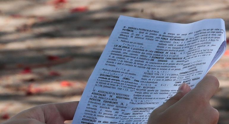 Justiça Federal determinou manutenção do calendário do Exame Nacional do Ensino Médio