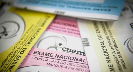 Taxa de inscrição do Enem 2021 custa R$ 85