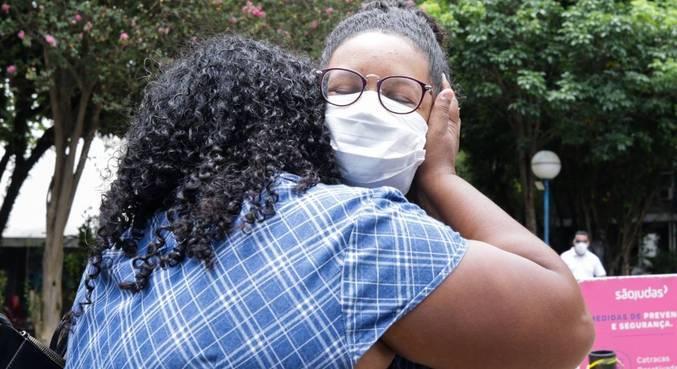 Candidatos comemoram por terem conseguido estudar de casa em meio à pandemia