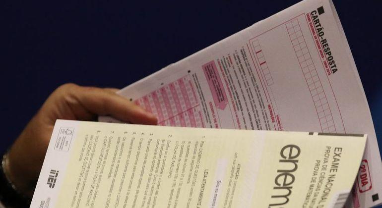 Estão abertas as inscrições para os isentos em 2020 que puderam fazer a prova