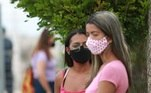 Para evitar a contaminação por coronavírus, os estudantes são obrigados a usar máscara durante todo o período em que estiverem no local do exame. A higienização das mãos com álcool em gel também é obrigatória e o distanciamento de 1,5 m