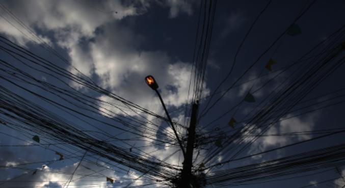 Distribuição de eletricidade em São Paulo (SP)