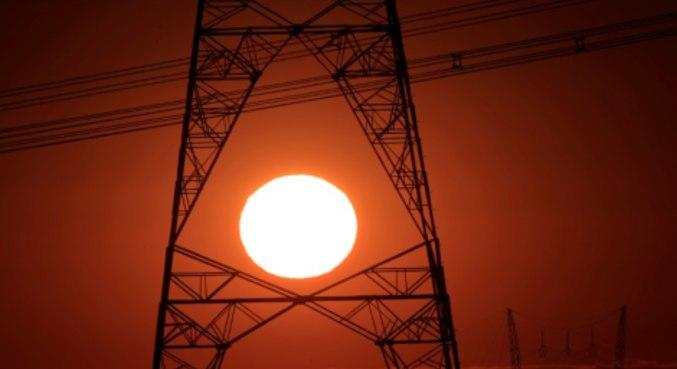 Linhas de transmissão de energia elétrica em Brasília