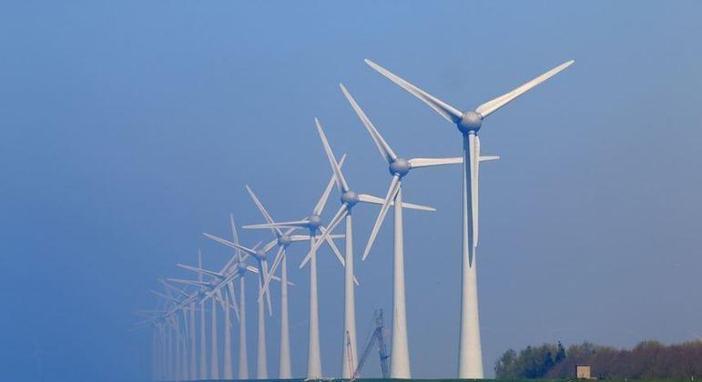 Segundo o ONS, a energia eólica hoje representa 10,7% da matriz elétrica brasileira