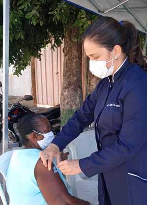 Edilene Sicupira, enfermeira