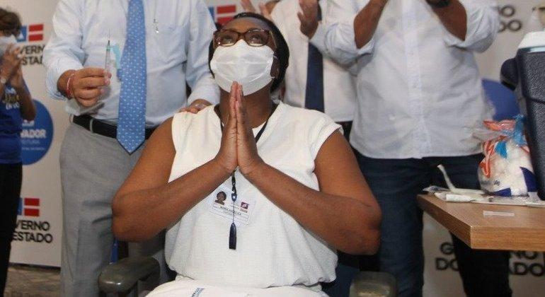 Maria Angélica (foto) foi hospitalizada, mas quadro de saúde dela é estável, segundo médica