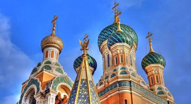 A capital Moscou é o epicentro da pandemia de covid-19 na Rússia