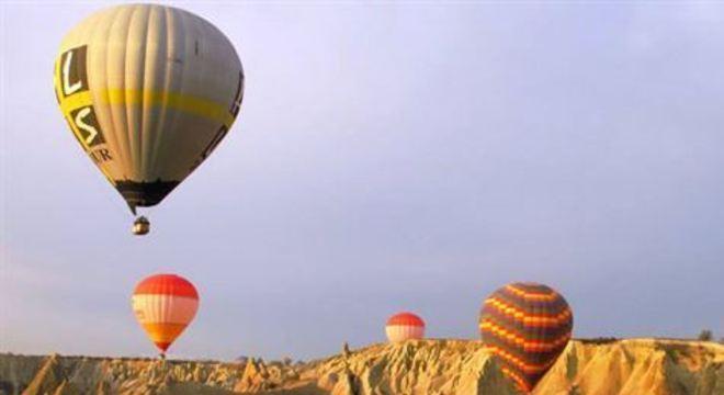 Engana-se quem pensa que na Capadócia a diversão se restringe ao voo de balão: tem muito mais que isso!