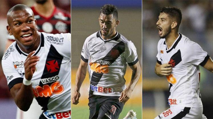 Enquanto tenta se organizar em campo e nas finanças, o Vasco planeja o futuro. Após Fernando Miguel, Ricardo Graça deve renovar em breve. Raul é outro jogador valorizado que já pode assinar com outro clube. Confira todos.