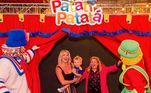 A festa contou com o tema Patati Patatá