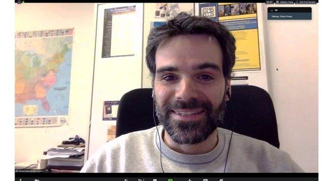 """Enrico Lavezzo trabalhou no estudo que detectou a """"disseminação silenciosa"""" do Sars-CoV-2"""