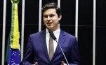 Agora é a vez de conhecer os líderes partidários na Câmara dos Deputados. Na imagem, Enrico Misasi (SP), que substituiLeandre (PR) como líder do PV