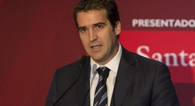Enrique Sanz trabalhou na Conmebol entre 2012 e 2015