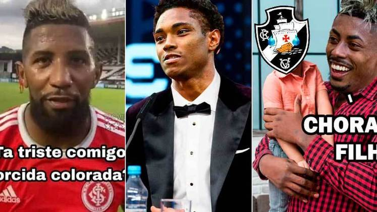 Entre altos e baixos na temporada, o Flamengo é o grande campeão do Brasileirão 2020. E para relembrar toda a trajetória até o bicampeonato consecutivo, o Humor Esportivo mostra como foram os memes após cada jogo do rubro-negro na competição. Confira na galeria!