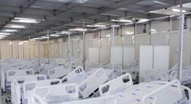 Entre os leitos de enfermagem abertos, 57% está ocupado. Pernambuco tem 223 notificações do novo coronavírus