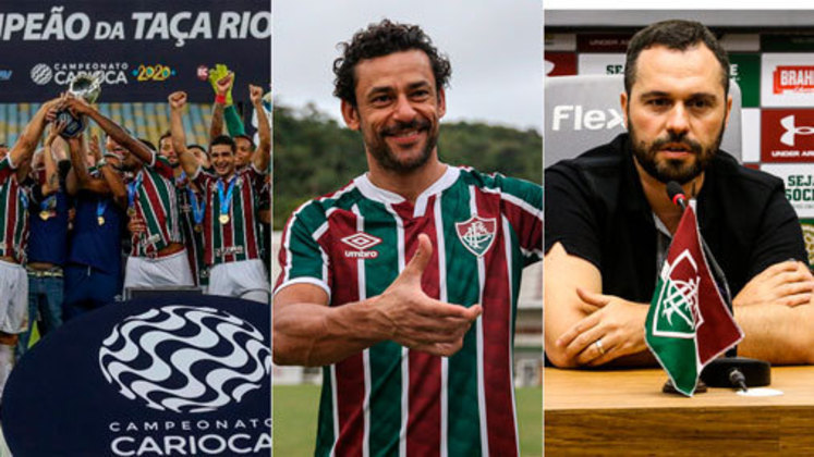 Entre um bom Campeonato Carioca, o título da Taça Rio, as eliminações, a chegada de Fred e a disputa por Libertadores, o Fluminense teve um ano agitado. O LANCE! mostra uma retrospectiva do 2020 Tricolor.