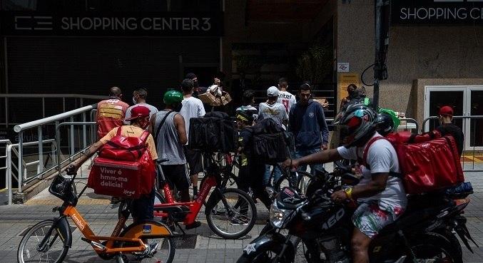 Protesto deve ter aproximadamente 5.000 motofretistas e começará no Pacaembu