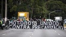 Entregadores que protestaram em SP sofrem multas acima de R$ 5.800