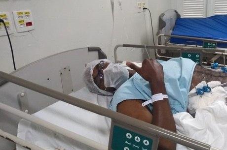 Mumu se acidentou em 13 de julho