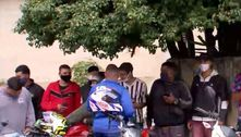 Morador pede desculpas após humilhar entregador na Grande SP