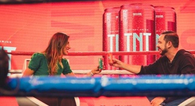 Entrevista foi gravada no cenário do novo reality show Batalha das Startups - Foto: Guilherme Santi