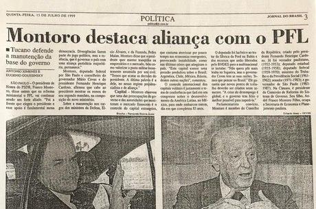 Jornal do Brasil era muito lido na época