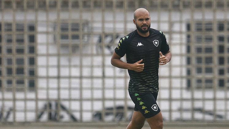 ENTROU NO JOGO: José Welison (Volante) - Deixou o Botafogo e assinou com o Sport